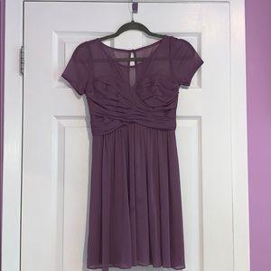 Light Purple Formal/Bridesmaid Dress
